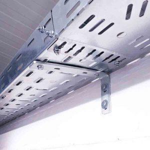 Máng cáp đục lỗ là một dạng của máng cáp được thiết kế để đáp ứng nhu cầu khác nhau trong thi công
