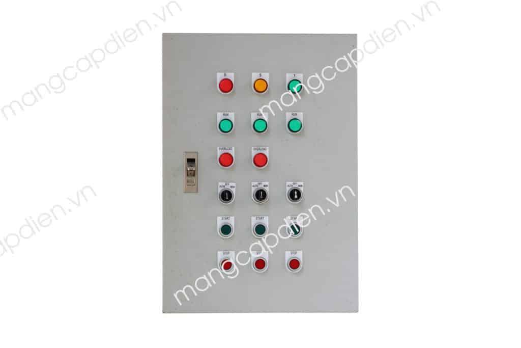 Vỏ tủ điện điều khiển giá rẻ Hoàng Phát