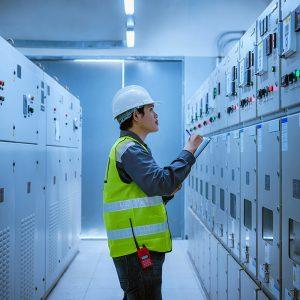 Một công trình sử dụng Tủ điện MSB Hoàng Phát
