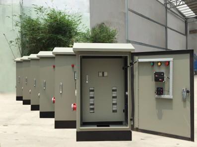 Tủ điện ngoài trời đã không còn xa lạ với nhiều người