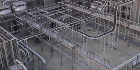 Tiêu chuẩn lắp đặt thang máng cáp được quy định tại TCVN 9208: 2012 thuộc Bộ Khoa học Công nghệ